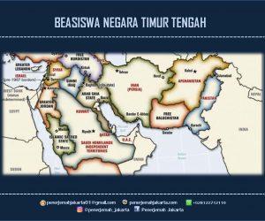 BEASISWA KULIAH DI NEGARA TIMUR TENGAH