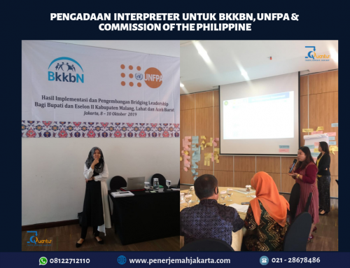Jasa Interpreter Bahasa Profesional