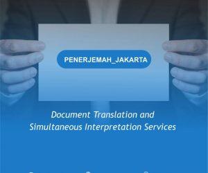 Jasa Penerjemah Resmi Tersumpah Indonesia