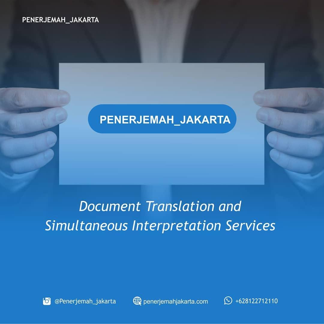 Jasa Penerjemah Abstrak Kilat di Jakarta