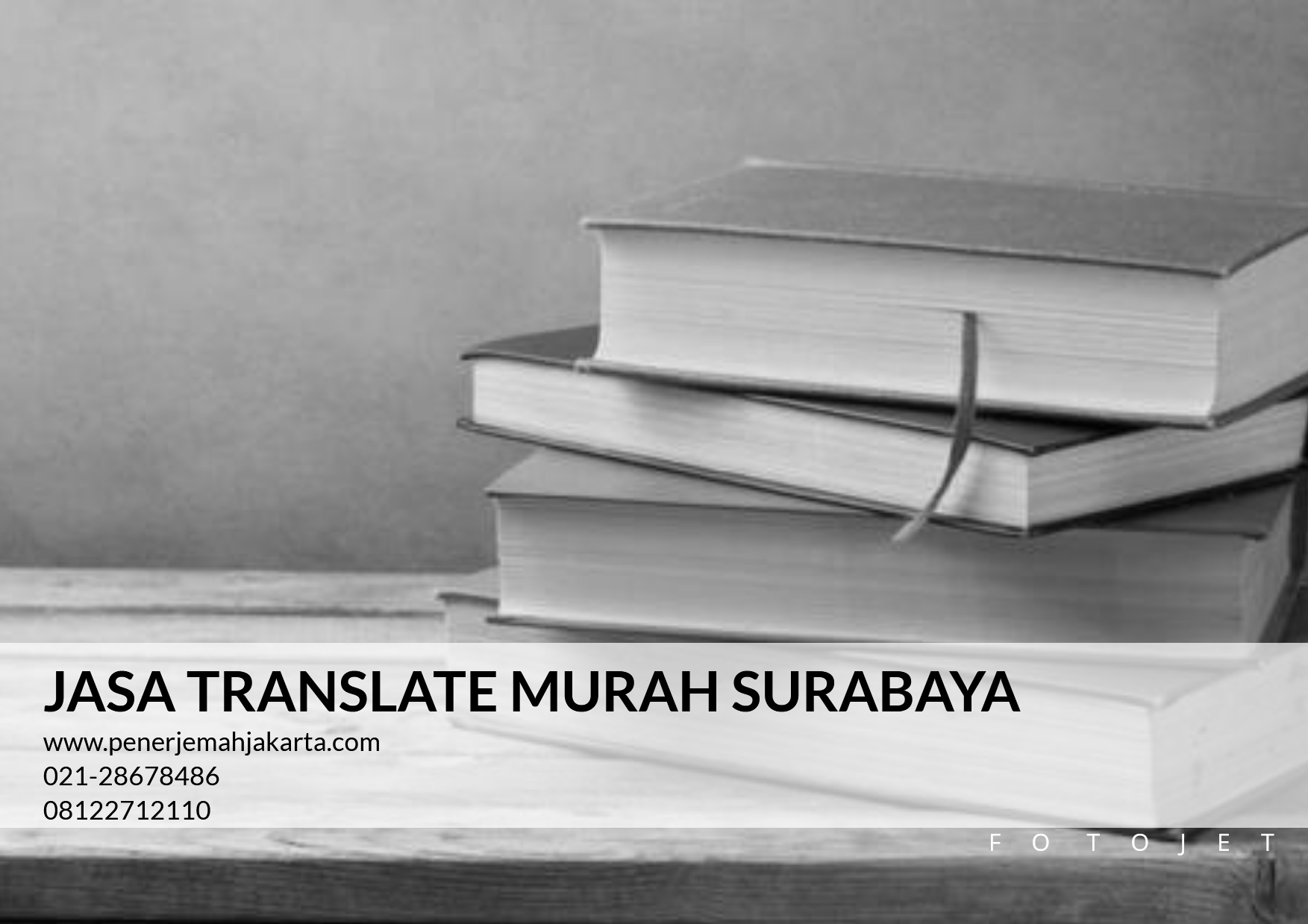 JASA TRANSLATE MURAH SURABAYA