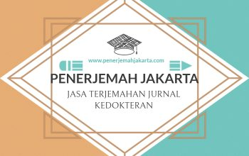 JASA PENERJEMAH JURNAL INTERNASIONAL