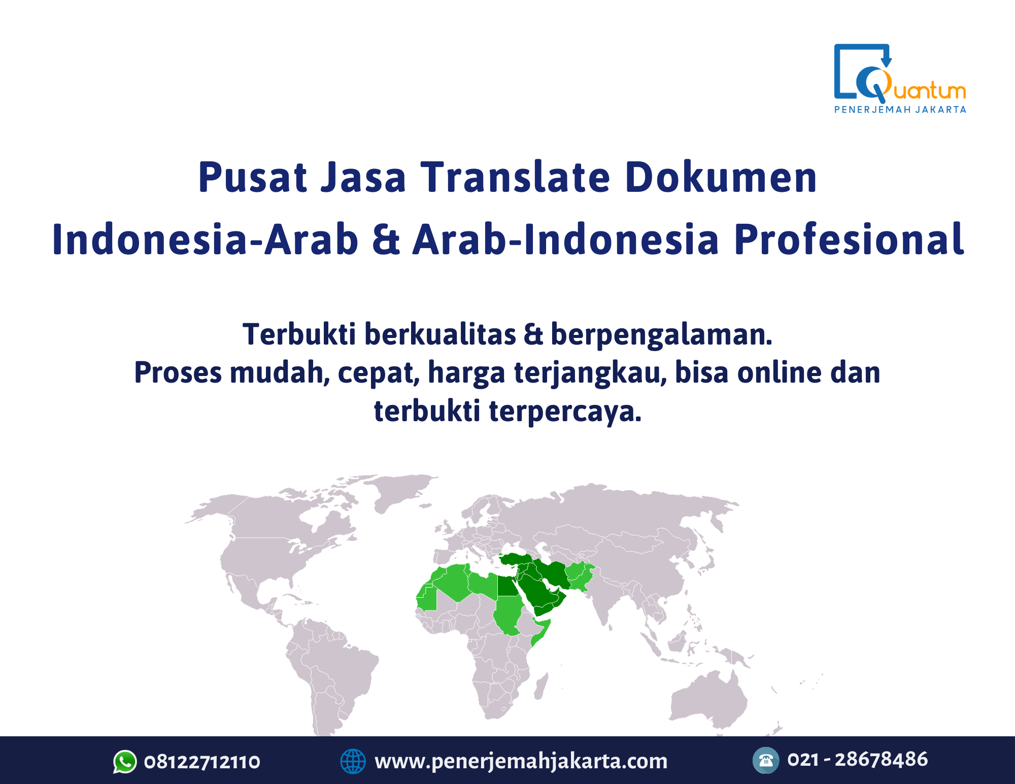 Jasa Translate Indonesia Arab